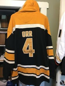 Bobby Orr Autographed Signed Boston Bruins Sweater