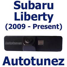 Car Reverse Reversing Rear View Backup Parking Camera For Subaru Liberty 2009 TU