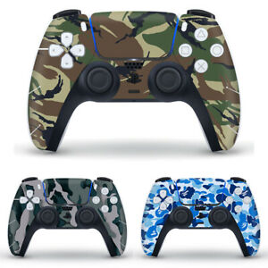 Decal Skin Vinyl Sticker For PS5 Controller Playstation5 Gamepad Covers