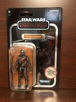 "Star Wars Vintage Collection Carbonized  MANDALORIAN 3.75"" Action Figure NEW"