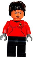 Custom Designed Minifigure  - Star Trek (Space) Uhura Printed On LEGO Parts