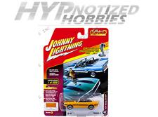 JOHNNY LIGHTNING 1:64 1970 SHELBY GT-500 DIE-CAST ORANGE JLCP7059-24