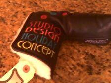 Scotty Cameron Putter Cover - Studio Design Holiday Concept - Blade
