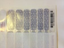 Jamberry Nails (new) 1/2 sheet BEACHSIDE BLUE