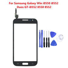 Black Touch Screen Digitizer+Tools For Samsung Galaxy Win Duos GT-i8552 i8550