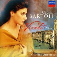 Cecilia Bartoli - Cecilia Bartoli-The Vivaldi Album [New CD] Portugal - Import