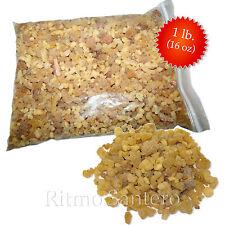16 oz 1 Lb Natural FRANKINCENSE SAP RESIN INCENSE Gum Tears Luban Granular rocks