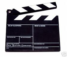 Hollywood-Style Clapboard Magnet - New!