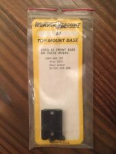 Weaver Top Mount Base #84 - H&R 300, 301