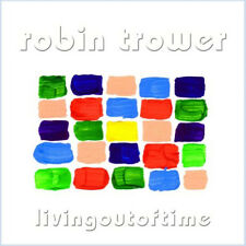 Robin Trower : Living Out of Time CD (2013) ***NEW***