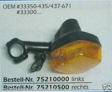 Honda XL 500 S PD01 - Lampeggiante - 75210000
