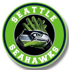 Seattle Seahawks Vinyl Sticker Decal 9 Different Size Car Windows NFL football