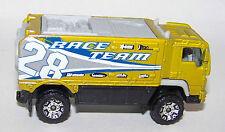 Matchbox Die Cast Desert Thunder Truck marked Race Team 28