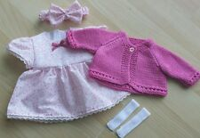 Brand New My First Baby Annabell/Little Baby Born 4 Piece Clothing Set (23)
