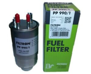 for Opel Vauxhall Meriva A Mk1 (X03) 1.3 CDTI Fuel Filter 2003-2009