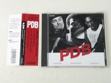 JACO PASTORIUS - PDB - CD JAPAN DIW RECORDS 1989 W/OBI - NM/NM - DIW 827