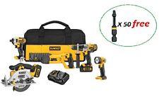 DEWALT DCK592L2 20-volt Max Premium 5-Tool Combo Kit