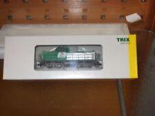 Trix Modellbahnloks der Spur N mit analoger Steuerung
