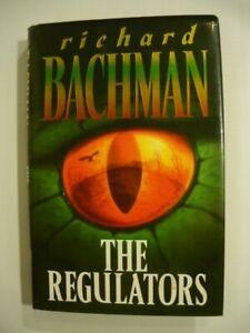 Richard Bachman: The Regulators Hodder & Stoughton 1st edition UK 1996  HCDJ