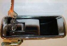 Maniglia porta anteriore dx con chiave CROMODORA FIAT 132