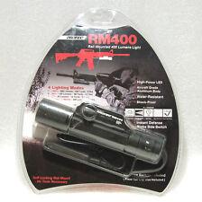 Nebo iProtec RM400 Tactical Rifle Rail Mount Light 400 Lumens 5951