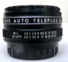 APS AUTO TELEPLUS 2X Lens  Made in Japan