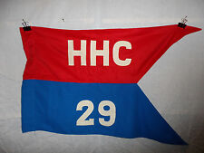 flag473 WW 2 US Army 29th Infantry Division HHC Head Quarters Guide on