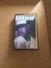 DJ DOO WOP 8-15-92 RARE 90s Rap BRONX UPTOWN NYC Hip Hop Cassette Mixtape