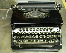 Vintage Smith Corona Typewriter 1932 Floating Shift Works