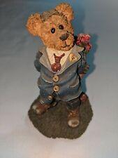 Boyds Bears & Friends 227735Gc Franklin T. Rosenbearg. Bearing You Roses