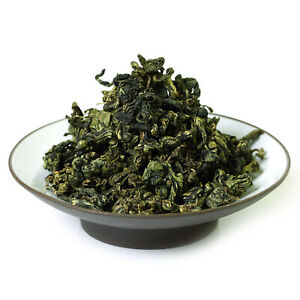 GOARTEA Premium Organic Jiaogulan Herbal Flower Gynostemma Chinese GREEN TEA