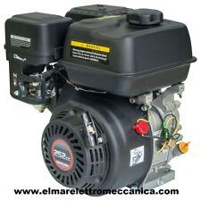 Loncin G252FL Motore benzina 4 tempi HP 8 a scoppio albero conico LOMBARDINI