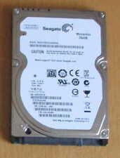 Seagate ST9750423AS mit 750 GByte als 2,5 Zoll Festplatte