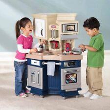 Little Tikes Super Chef Kitchen, Little Kid Toddler Preschool Pretend Role Play