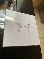 New listing Air Pro - White (Includes Charger & Case) - Brand New