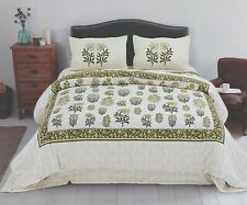 Bed Sheet With 2 Pillow Room Decor Satin Cotton Bed Sheets King Soft Cover BM-84