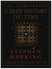The Illustrated Brief History Of Time by Stephen Hawking (Hardback, 2015)