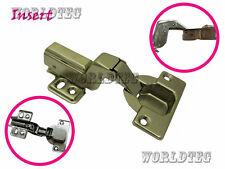 "Dia 1.6""/40mm Hydraulic soft close Insert Hinge for Kitchen cabinet storage door"