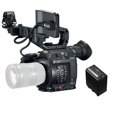 Canon EOS C200 EF Cinema Camera and Canon BP-A60 Battery Pack BRAND NEW