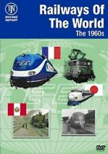 Railways Of The World - The 19 - Itn Roving Report (NEW DVD)