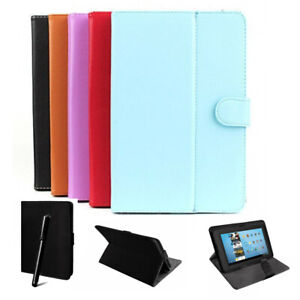 """Flip Universal PU Leather Folding Stand Case Cover For All Android Tab10"""" Tablet"""