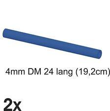 3,2cm NEUE Schläuche 3mm  4 lang in schwarz 2 St 211 75c04