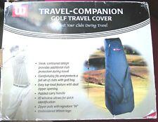 Wilson Travel-Companion Golf Club Travel Storage Bag - Soft Cover - New in Box
