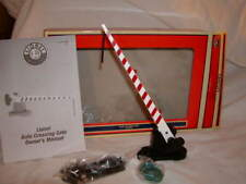 Lionel 6-12714 Auto Crossing Gate Train Accessory O 027 2013 Pressure Plate MIB