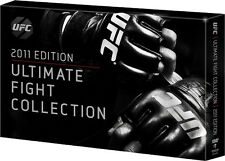 UFC . Ultimate Fight Collection 2011 Edition . Fighting Champion . 20 DVD . NEU