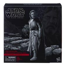 Luke Skywalker (Ahch-To Island) Actionfigur Black Series Exclusive, Star Wars