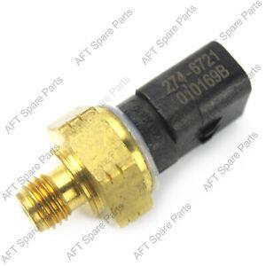 AFT Common Rail Oil Pressure Sensor 274-6721 2746721 For 320D Excavator