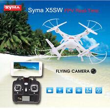 SYMA X5SW 4CH 2,4 Ghz WiFi FPV RC Quadcopter Drohne 0.3MP HD Kamera RTF Weiß