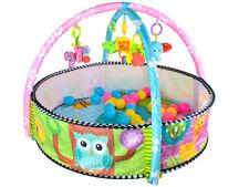 Spieldecke Babydecke Laufstall Krabbeldecke Spielbogen Spielmatte Zoo #5639