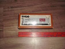 Vintage Tyco Ho Scale Swift Refrigerator Line Train Car Srln 4226- New In Box